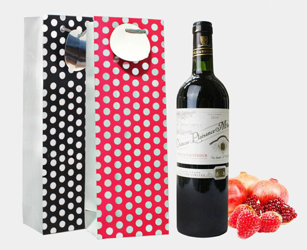 Wine Gift Bags (Set of 10)