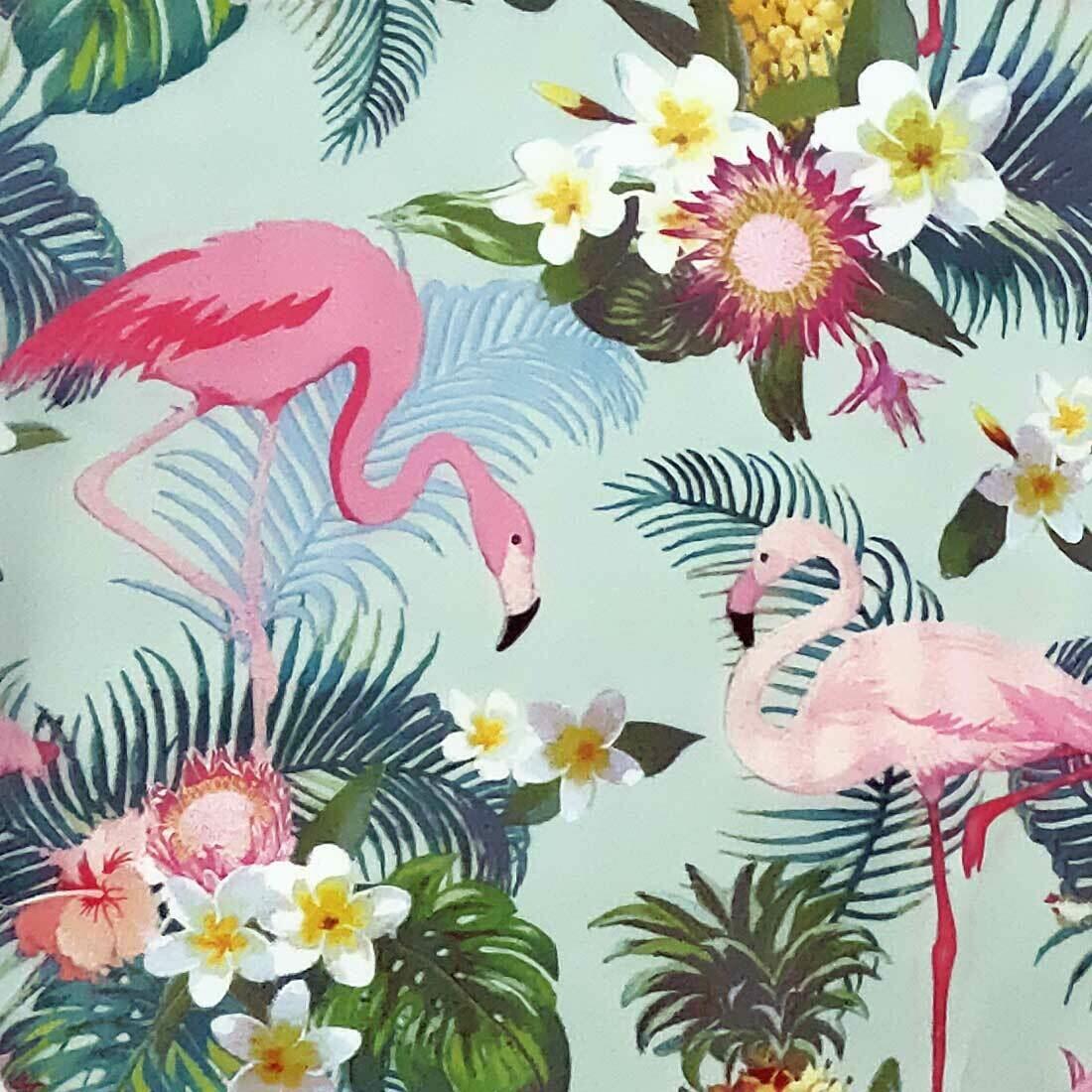 Decoupage Flamingo Paper Napkin 13x13 - (1 Sheet)