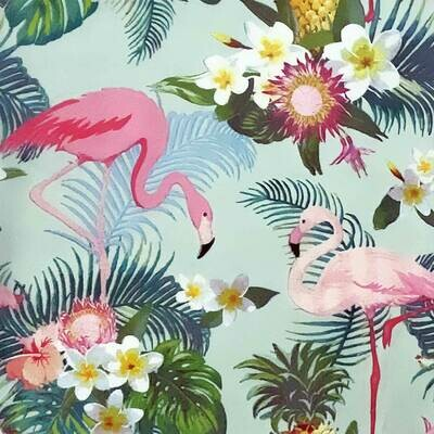 Decoupage Flamingo Paper Napkin 13x13 - (1 Sheet)