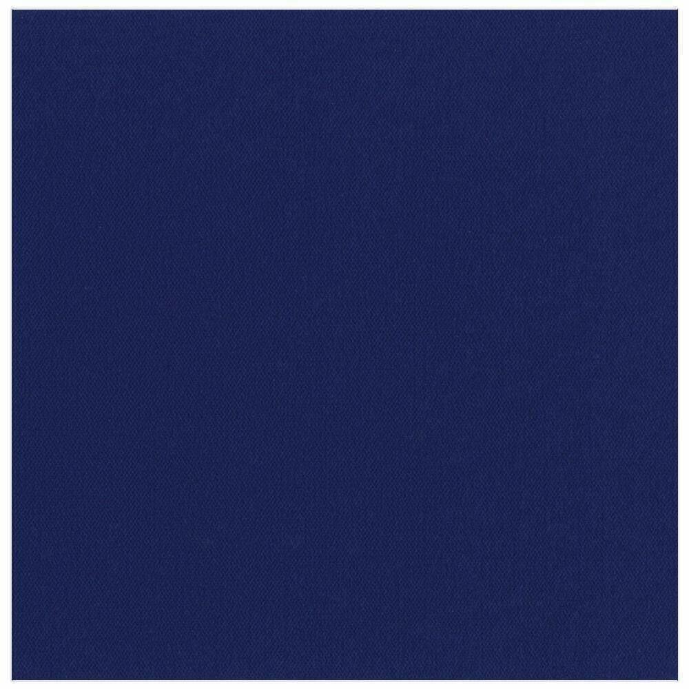 Deep Blue Plain Paper Napkin 16x16 - (Pack of 20)