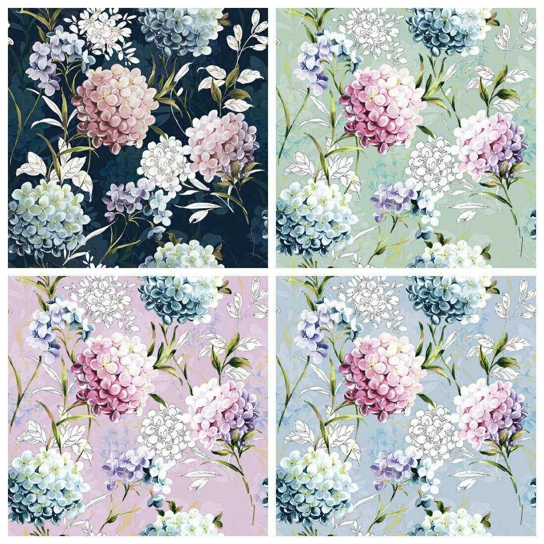 Decoupage Paper Napkins - Floral 25 - Horana's 13x13 (4 Sheets)