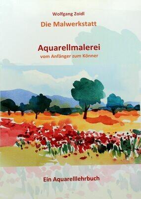 Aquarellbuch vom Anfänger zum Könner