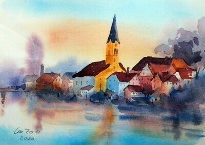Passau, Sankt Benedikt