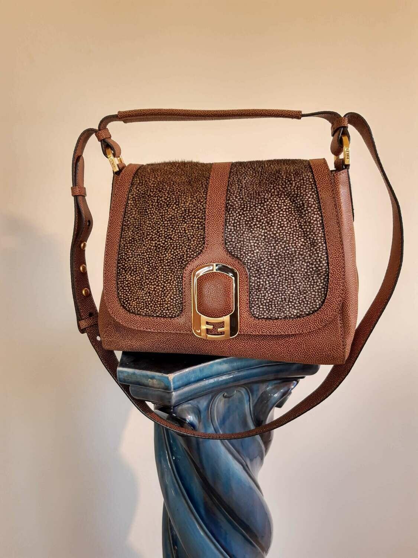 Fendi - Silvana Bag