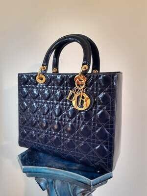 Dior - Lady Dior bag