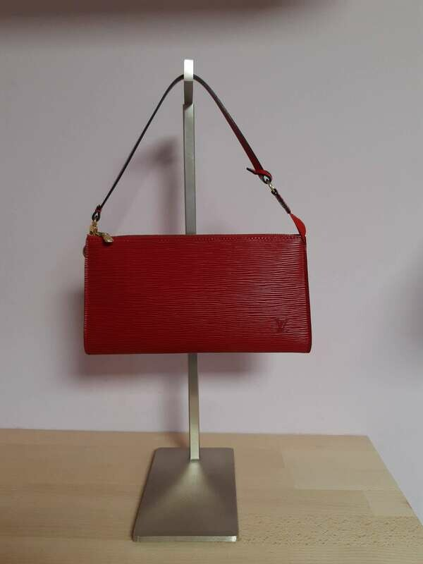 Louis Vuitton Epi Leather Red