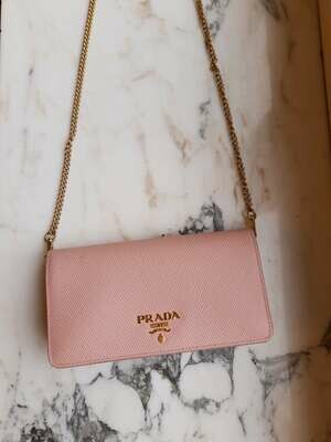 ​Prada mini bandoliera bag