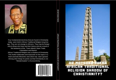 African Traditional Religion was a shadow of Christianity