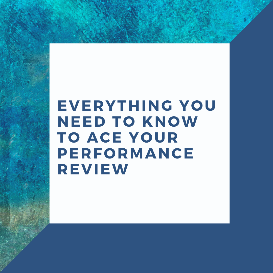 How to Ace Your Performance Review Live Webinar (1 HR)