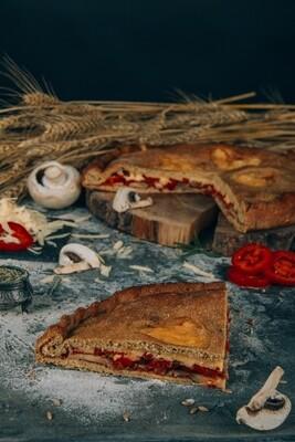 Пицца Грибная с сулугуни