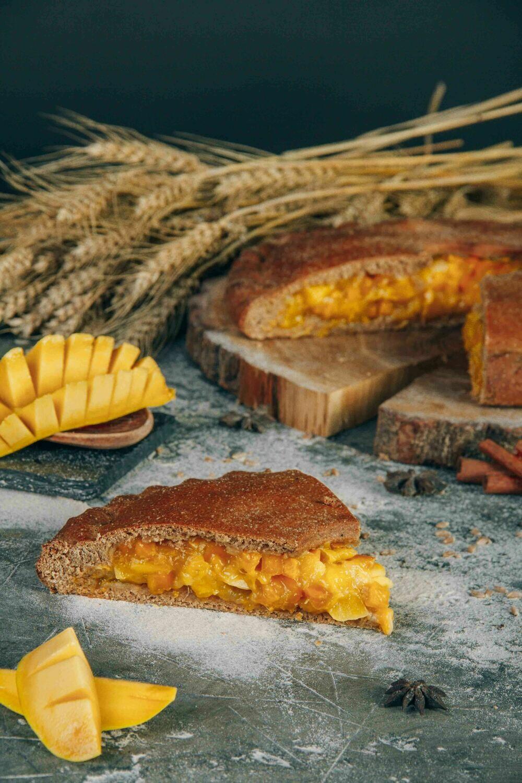 Пирог Манго