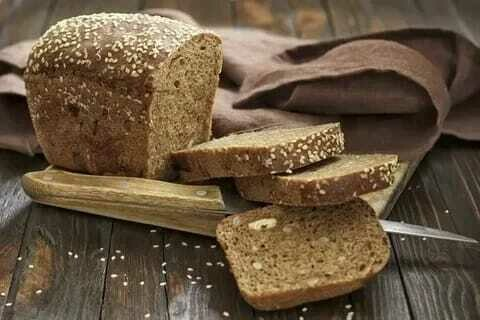 Хлеб ржаной с семечками
