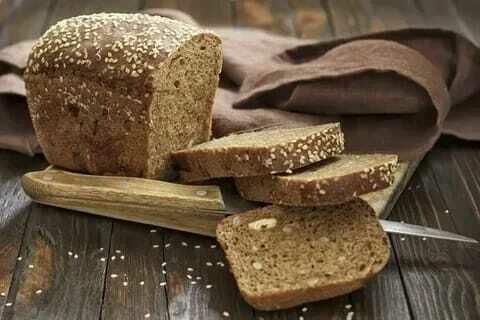 Хлеб со спирулиной