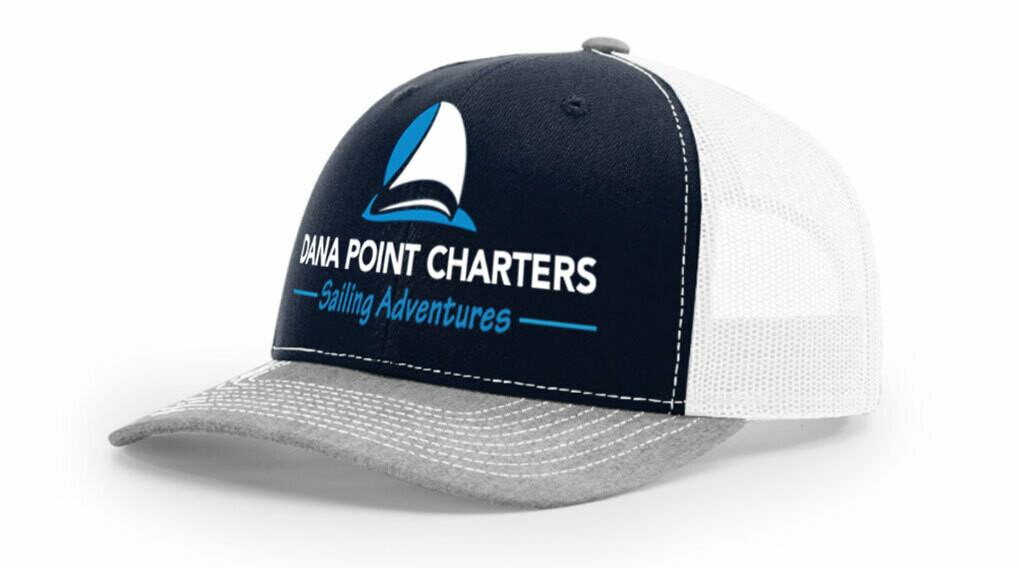 Dana Point Charters Hat