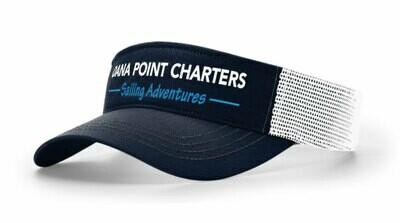 Dana Point Charters Visor