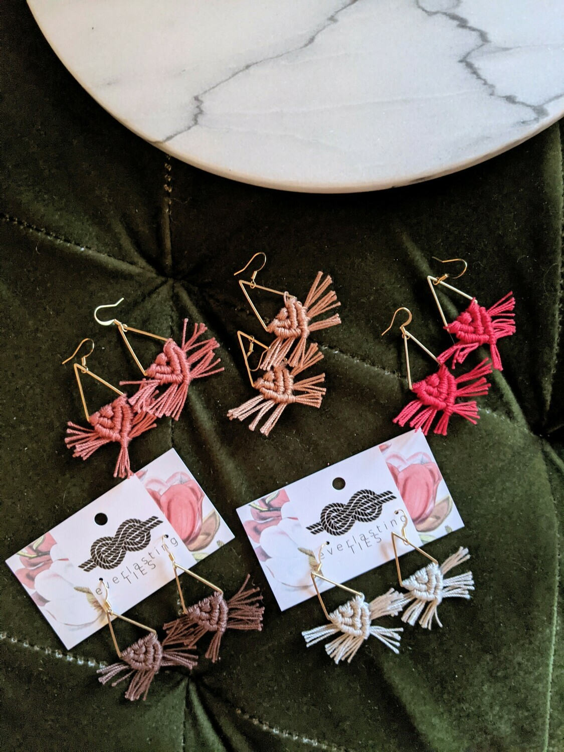 THE ALICE tiny statement earrings