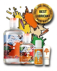 SuperSlyde Silicone Lubricant