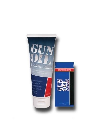 Gun Oil Loaded