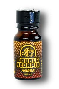 Double Scorpio Amber