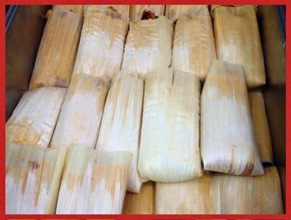 Dozen Tamales