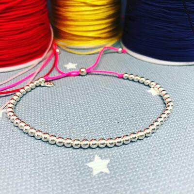 Sterling Silver Ibiza Bracelet