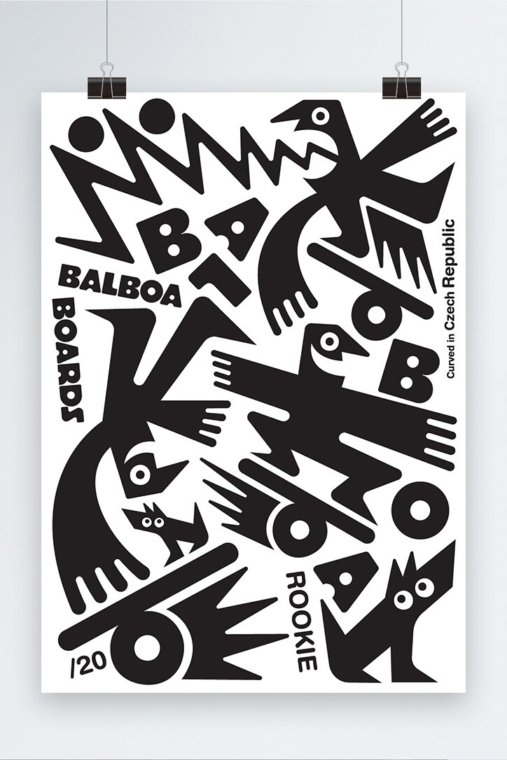 Plakát Balboa Rookie