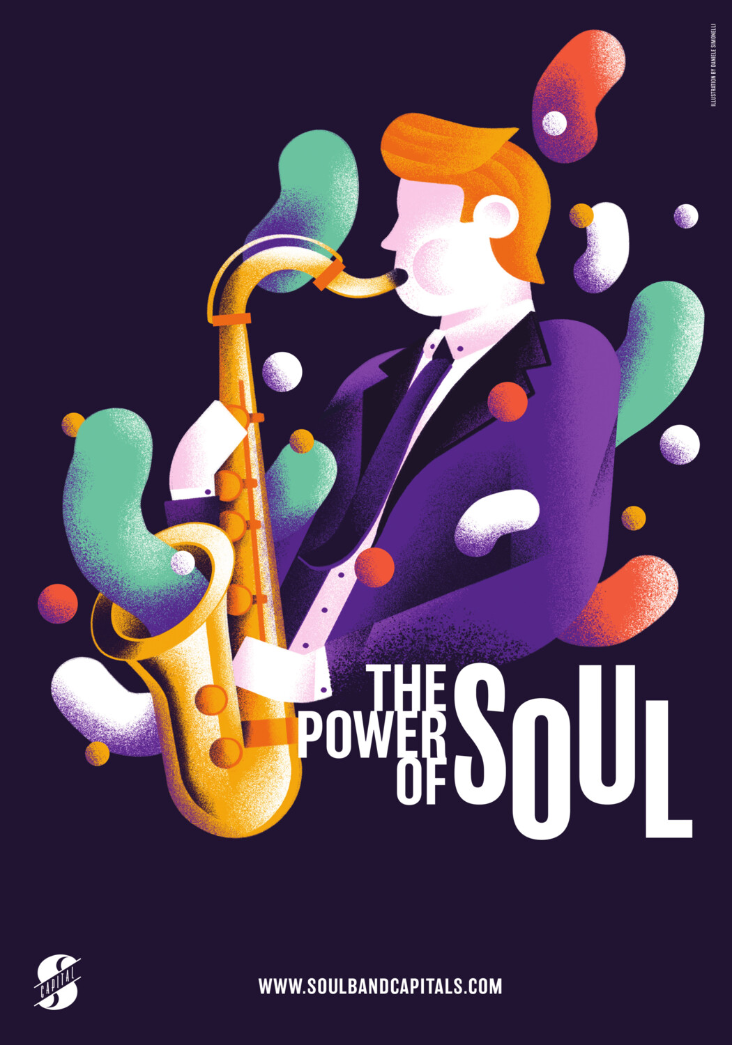 The Power of Soul - Poster A2