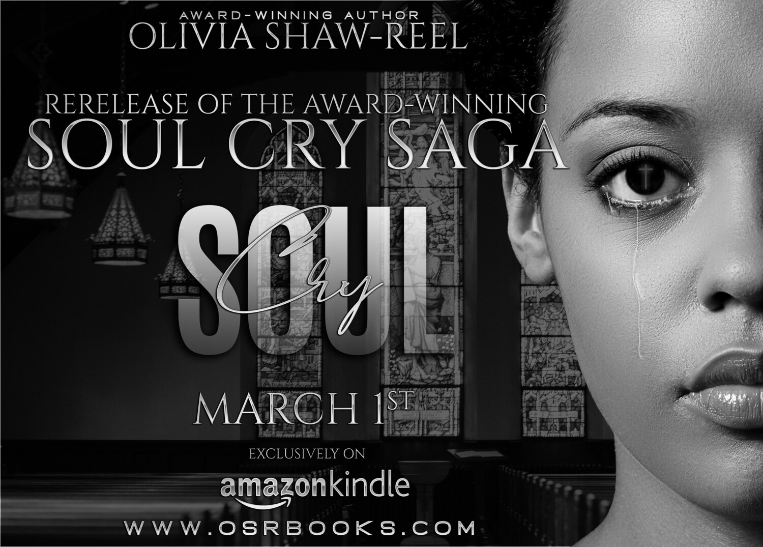 Soul Cry - PREORDER ONLY//SPRING 2021