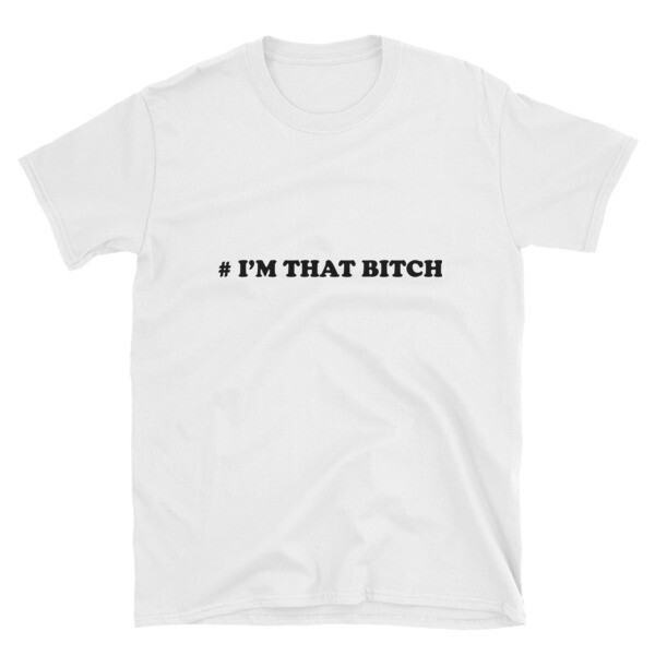 Short-Sleeve Unisex #ITB T-Shirt