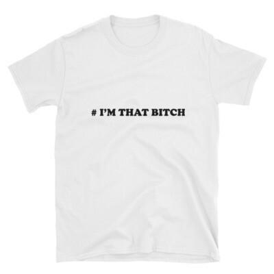 Short-Sleeve Unisex #ITB T-Shirt