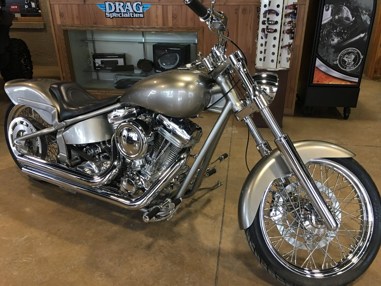 2001 Hotop Softail Grey