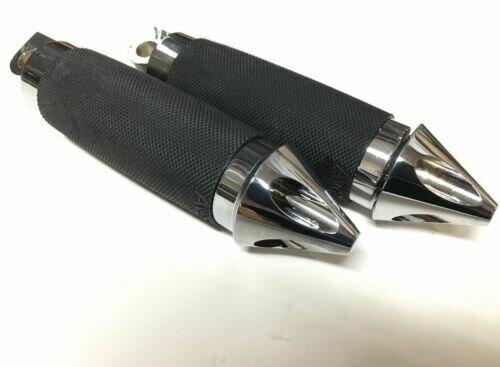 Avon Chrome Folding Foot Peg Spike, All Models (610373)