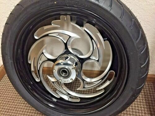 """RC Components Savage Eclipse 18"""" Front Wheel Dunlop Tire (0201-1244, 0305-0308)"""