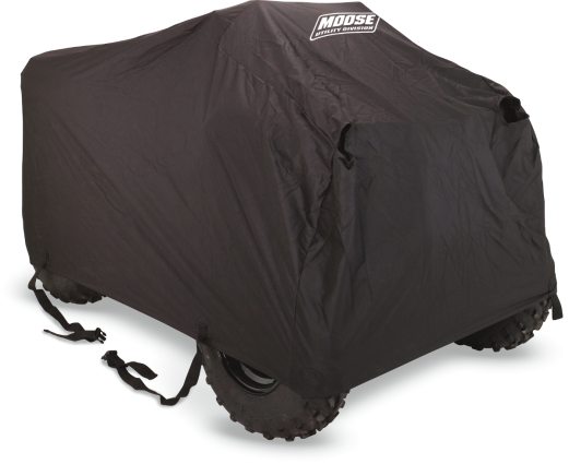 Moose ATV Xlarge Cover Trailerable, Black (4002-0056)