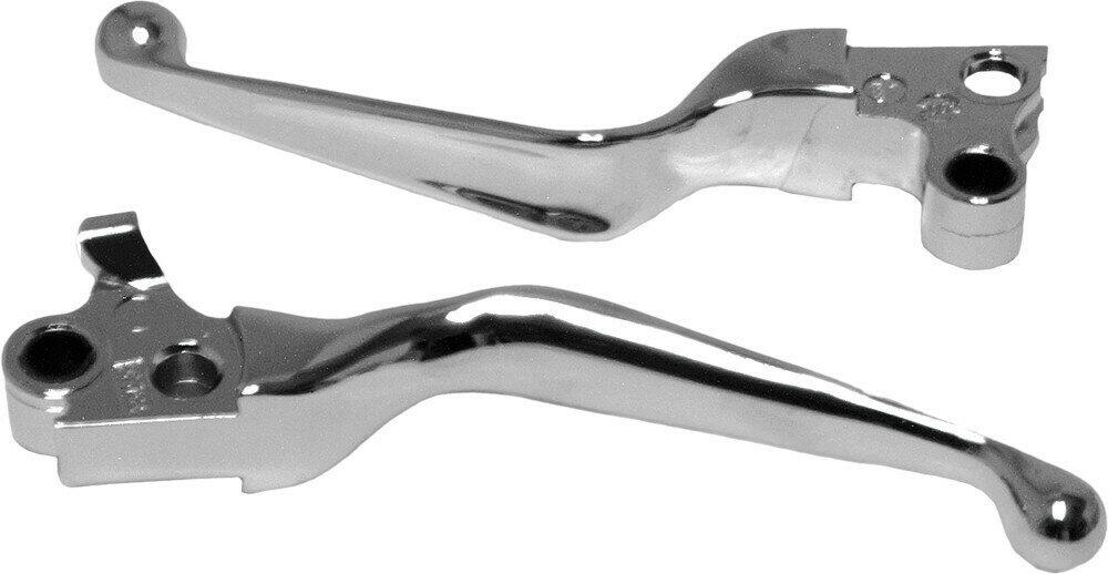 Emgo Wide Blade Lever Set Chrome (07-89040, 56-9750C)