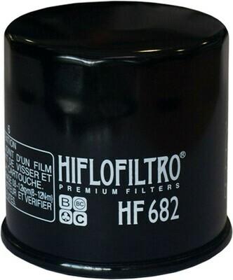Hiflofiltro Oil Filter, CFMOTO, Hyosung (HF682, 550-0682)