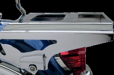 Motherwell 2-Up Detachable Tour-Pak Mounting Rack Chrome (MWL-426, 1510-0191)