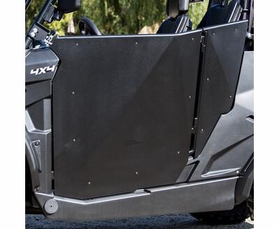 Dirt Specialties Black Suicide Half Doors - CFMOTO UFORCE 500 | 800 (DS-8002)