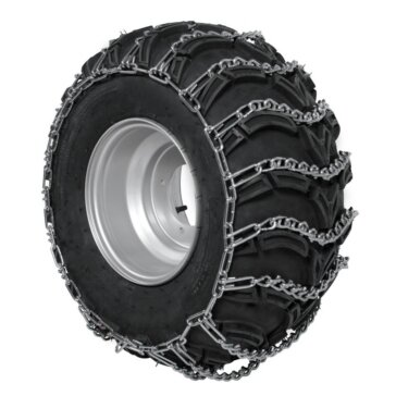 "Kimpex ATV Tire Chains V-Bar 2 Space 54""x14"", 23x10-10, 26x8-14 & More (233571, 0366-0015)"