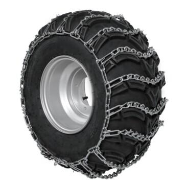 "Kimpex ATV Tire Chains V-Bar 2 Space 59""x16"", 27x9-12, 28x11-14 & More (233573, 0366-0017)"