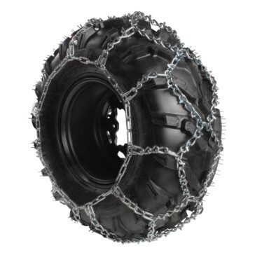 "Kimpex ATV Tire Chains V-Bar Diamond 64""x16"", 22x11-8, 25x9-12 & More (233579, 0366-0010)"