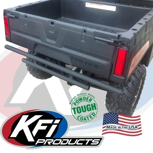 KFI Rear Bumper Ranger Mid-Size, Black (101435, 10-1435)