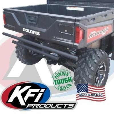 KFI Rear Bumper Ranger Full Size, Black (101535, 10-1535)