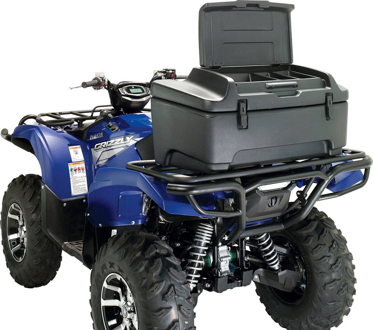 Moose ATV Two Tier Rear Storage Universal Trunk Box (3505-0208)