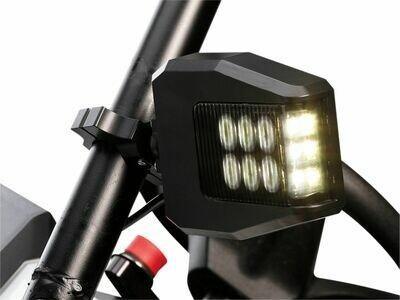 Moose UTV LED Lighted Sideview Mirrors, 1.75