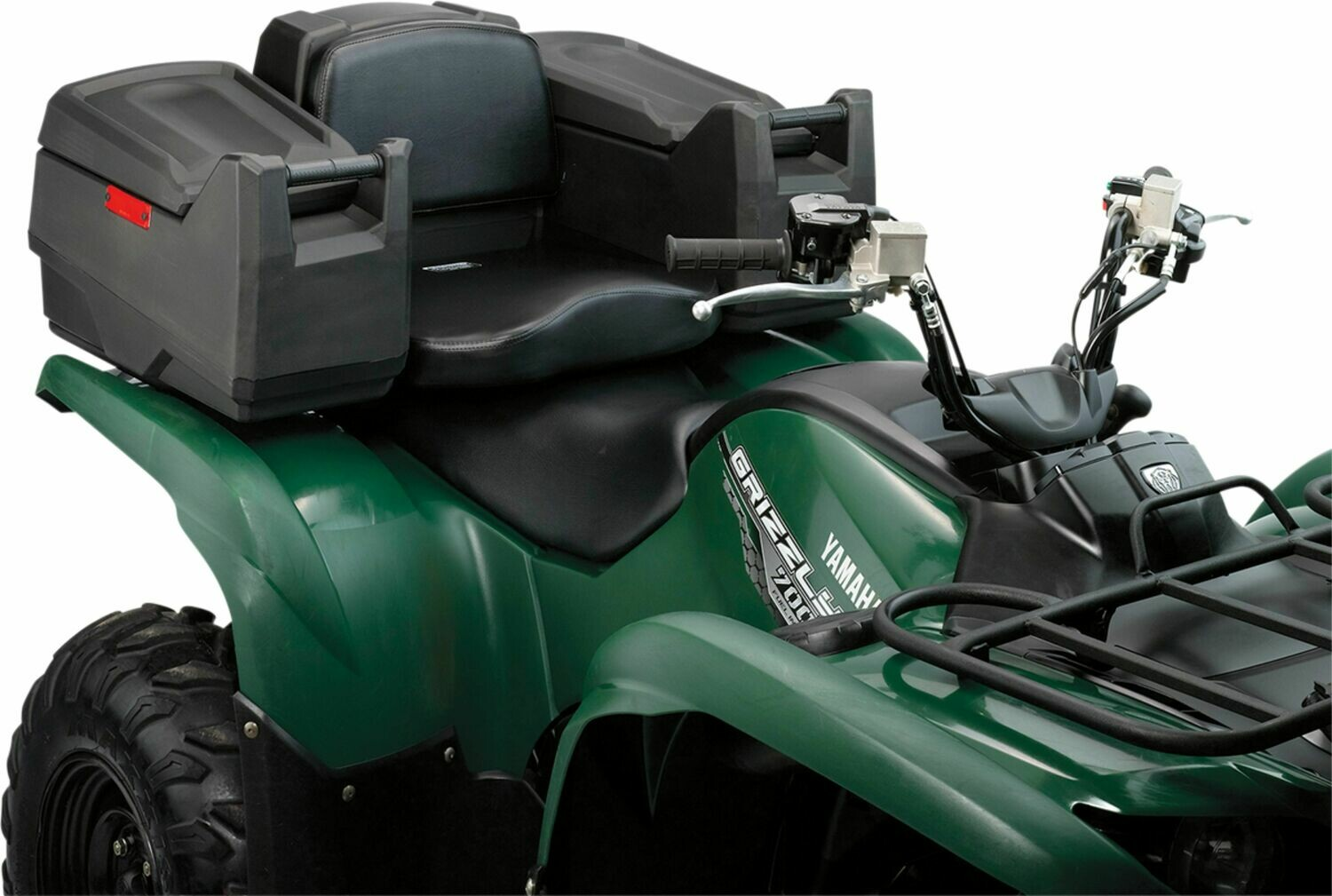Moose ATV Dynasty Rear Seat Storage Trunk Box (3505-0203)