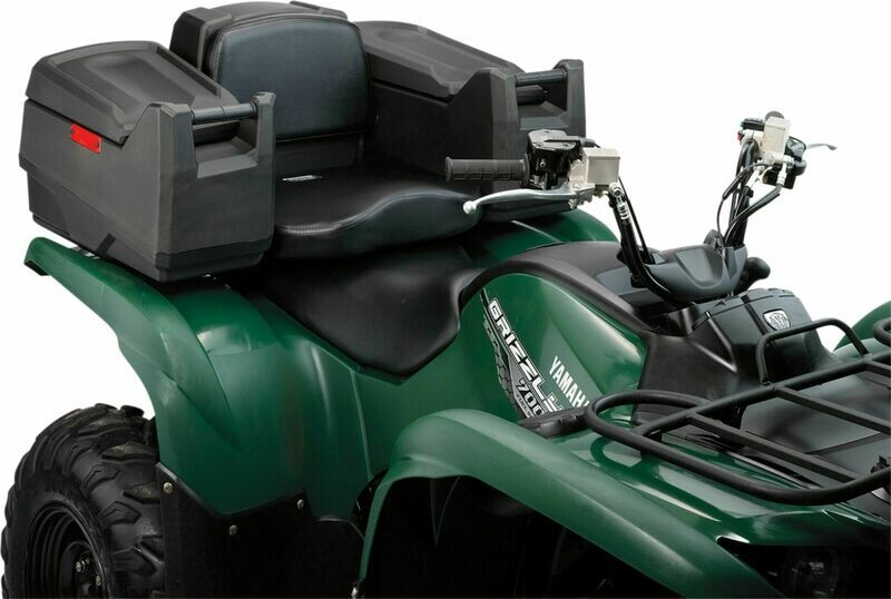 Moose ATV Dynasty Rear Seat Storage Trunk Box (3505-0203)