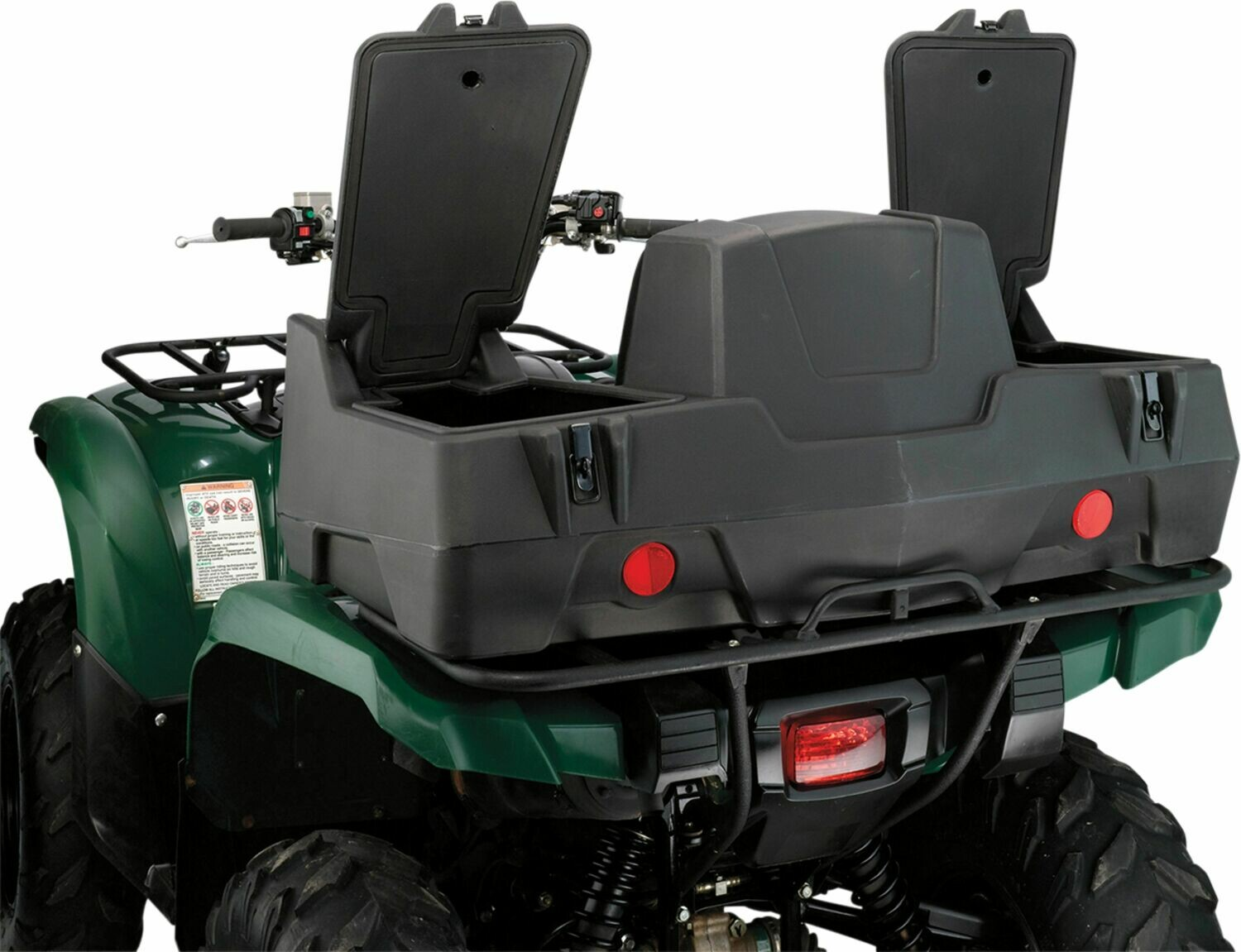 Moose ATV Diplomat II Rear Seat Storage Trunk Box (3505-0204)