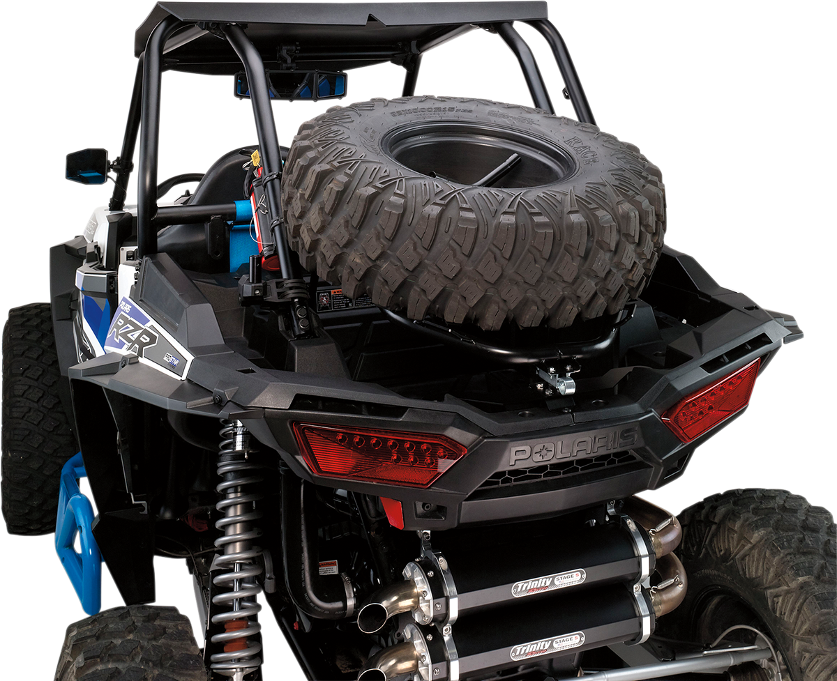 Moose Polaris RZR XP Spare Tire Carrier Mount (1512-0239)
