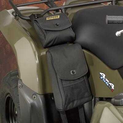 Moose ATV Fender Storage Cargo Bag, Black (3509-0024)